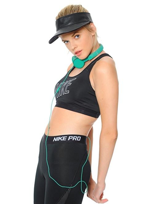 Nike Bra-Sporcu Sütyeni || Destekli Siyah